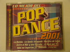 Lo Mejor del Pop Dance 2001 by Various Artists (CD, Feb-2001, Max Music & Entert