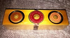 Aroma Source Solid Wood Tealight Holder W Tealights New