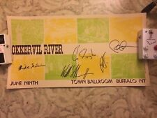 Okkervil River Signed Screen Print Poster