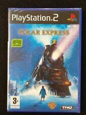 Polar Express videojuego play 2 Pal Nuevo y precintado