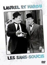 LAUREL & HARDY - LES SANS-SOUCIS  DVD NEUF SOUS CELLO