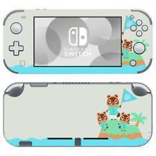 Nintendo Switch Lite Vinyl Skin Stickers Decals Covers Animal Crossing Cartoon