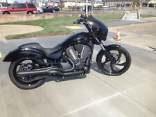 Quick release bullet fairing for Victory  Motorcycles Vegas 8 Ball