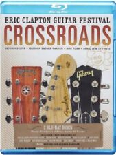 Eric Clapton - Crossroads Guitar Festival 2013 (NEW BLU-RAY)