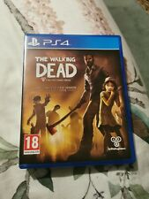 The Walking Dead A Telltale Games Series The First Season - PS4