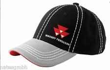 BASEBALL CAP Kappe MASSEY FERGUSON  schwarz/grau