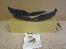 04 - 08 MAZDA 3 4DR NEW OEM FRONT LOWER LIP SPOILER 25E BN8FV4900F38 #54-3N