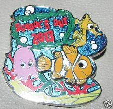 Disney 2013 School's Out Finding Nemo Artist Proof AP Pin