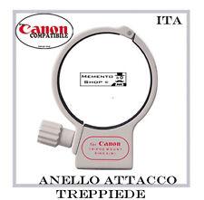 ANELLO ATTACCO TREPPIEDE CAVALLETTO  Obiettivo canon EF 70-200mm F4 f 4 L IS usm