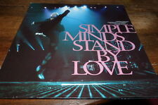 "SIMPLE MINDS - Vinyle Maxi 45 tours / 12"" !!! STAND BY LOVE !!! 614489"