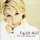Faith by Faith Hill (CD, Mar-1999, Warner Bros.)
