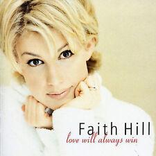 Faith by Faith Hill (CD, Mar-1999, Wea/Warner)