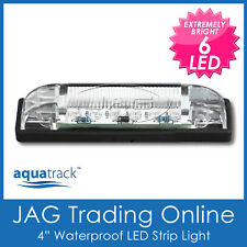 12V 6-LED STRIP LAMP - Boat/Cabin/Interior/Trailer/Truck/Exterior/Marker Light