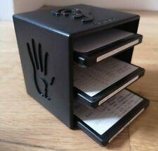 Sony Official MiniDisc Storage Holder Cube - Black