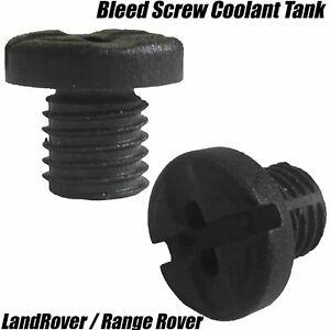 Land Range Rover Sport LR3 LR4 Expansion Tank Reservoir Bleed Screw OEM LR055301