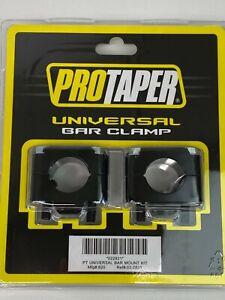 "Protaper Handlebar Mounts 7/8"" to 1 1/8"" Fat Bar Adapter Kit Universal 022821"