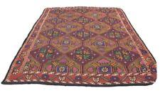 More details for large vintage kilim rug
