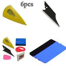 6pcs Car Film Wrap Application Vinyl Tool Kit Felt Squeegee Cutter Tool Kit/Set