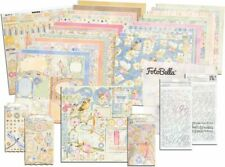 BO BUNNY Harmony I Want It All! 12x12 Collection Bundle*Scrapbook Kits