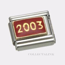 Original Clessidra Italy Nomination 18k 2003 Charm
