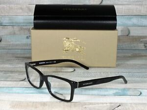 BURBERRY BE2108 3001 Black Demo Lens 54 mm Men's Eyeglasses