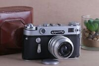 Zorki- 6 Rangefinder Camera USSR Soviet KMZ Vintage Film Photo Old Russian