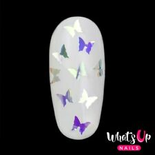 Butterfly Glitter Confetti for Nail Art Design