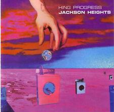 Jackson Heights - King Progress CD