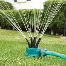 360 Grad Garten Sprinkler flexible Auto Rasenbewässerung Wasser Sprinkler Spray;