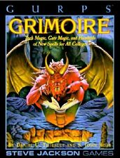 Gurps Grimoire : Tech Magic, Gate Magic, and Hundreds of Spells for All Colleges