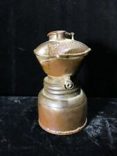 New listing The Baldwin Lamp Miner's Carbide Light Lantern Antique As Found Condition