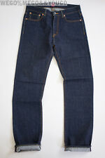 WP Lavori Japanese Denim Project Kurashiki Made in Japan 14oz Selvedge 30 $230