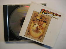 INDIANA JONES AND THE LAST CRUSADE - CD - O.S.T. - SOUNDTRACK - JOHN WILLIAMS