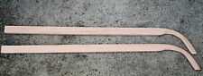 "60"" Oak Walking Plow Handles Garden Cultivator New USA Pair #2 Grade"