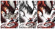 VENOM #2 Tyler Kirkham Virgin Variant Cover Set Marvel 1st Print New Unread NM