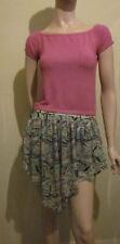 H&M Polyester Mini Skirts for Women