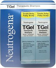 Neutrogena T/Gel 2x 250ml Therapeutic Shampoo for Scalp Psoriasis Itching