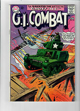 G.I. COMBAT #112 - Grade 6.0 - Joe Kubert cover! Haunted Tank stories!