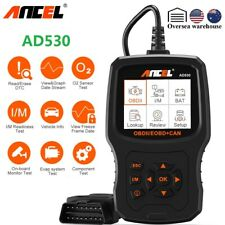 OBD2 Automotive Scanner Battery Tester Full Engine Code Reader Diagnostic Tool