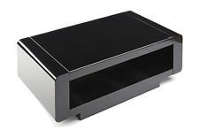 Miami Modern Rectangle Contemporary DESIGNER Coffee Table Black