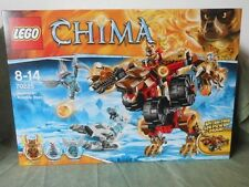 LEGO Legends of Chima 70225 bladvic's RUMBLE Bear nuovo