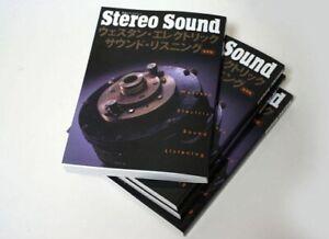 Western Electric Sound Listening Book Magazine for Speaker Amplifier Vintage_AU