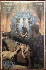 Stargate SG-1: Daniel's Song 1, wraparound cover, Avatar/Pulsar