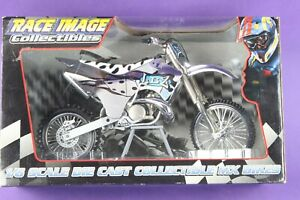 Toy Zone Race Image Collectibles LBZ MX Bike 99111