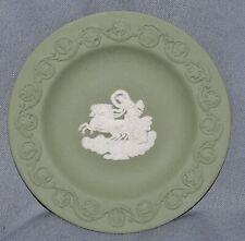 kleine Schale Wedgwood, Luna, Jasper Ware, grün, 11 cm