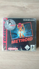 GBA Metroid - NES Classics - Sealed - OVP + Anleitung - Gameboy Advance - PAL