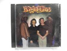 NIGHTFIRE - FEATURING HARVEY MANDEL, FREDDIE ROULETTE -  CD