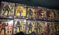 ((**HALO**)) ACTION FIGURES