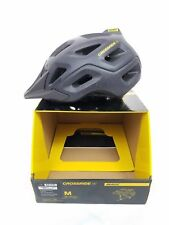 NEW Mavic Crossride Women's MTB Helmet After Dark/Yellow M