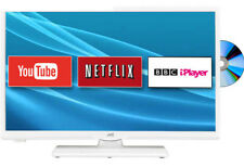 """JVC LT-24C656 24"""" Inch SMART LED LCD TV DVD Combi HD Ready, Freeview with Wifi"""